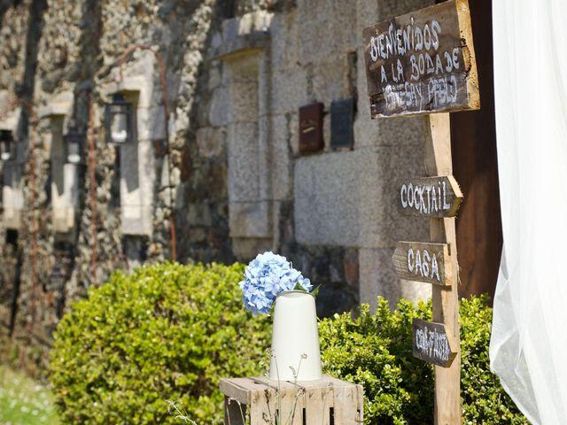 La boda de Pablo y Vane en Telleiro, A Coruña 19