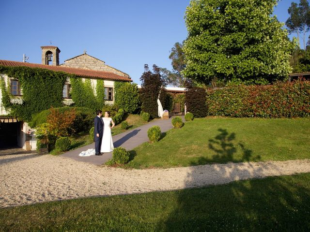 La boda de Pablo y Vane en Telleiro, A Coruña 21