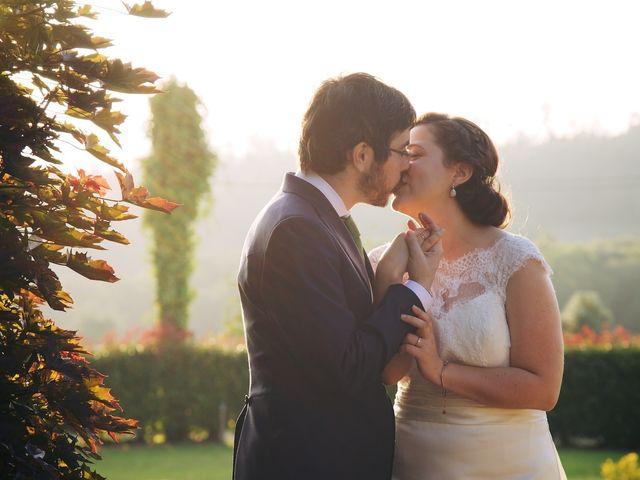 La boda de Pablo y Vane en Telleiro, A Coruña 22