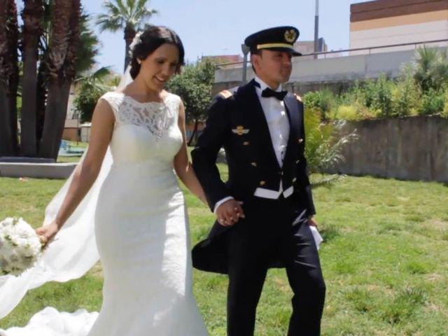 La boda de Aurori y Jose