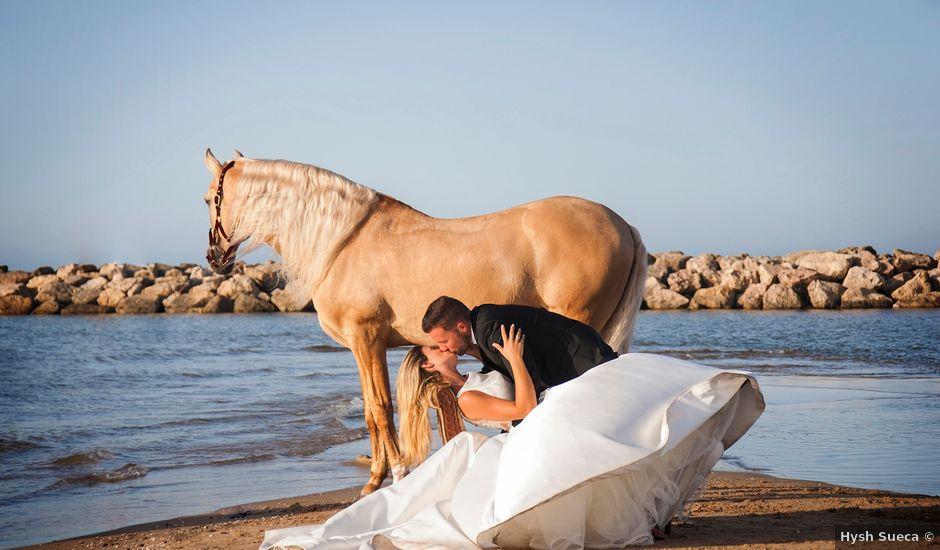 La boda de José y Estefanía en Sueca, Valencia