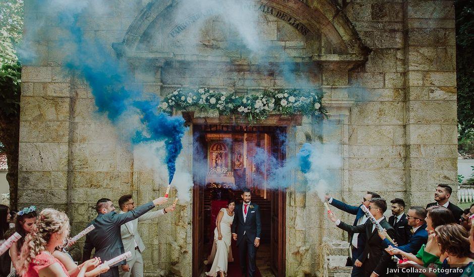 La boda de Miguel y Maria en Oleiros, A Coruña