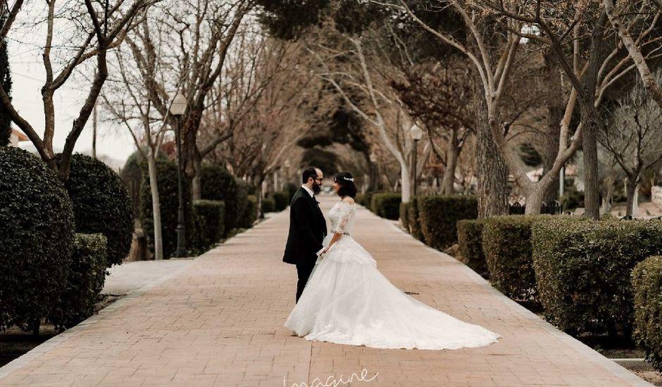 La boda de Violeta y David en Caudete, Albacete