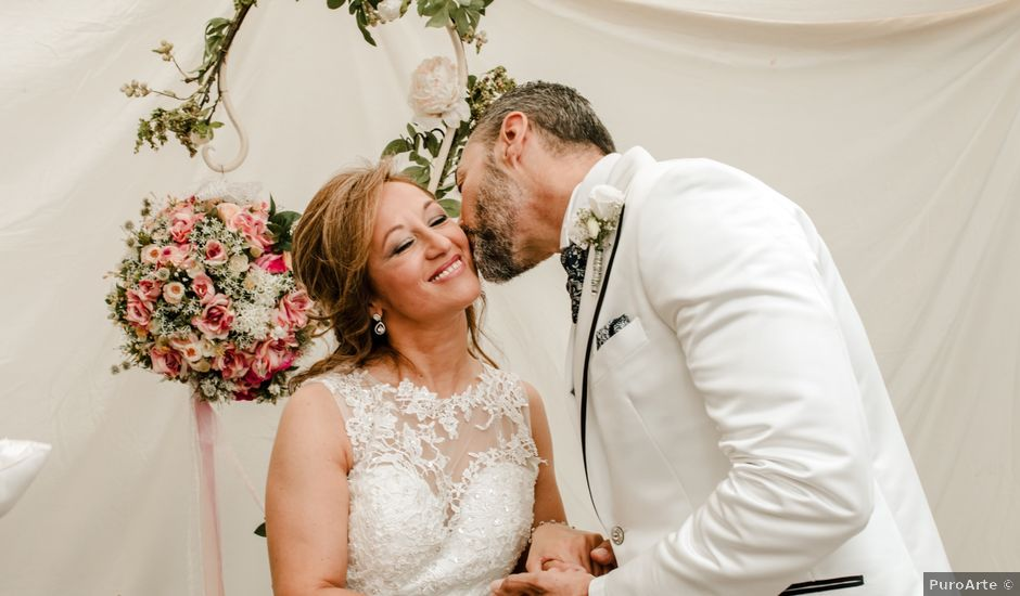 La boda de Juanfra y Mari Ángeles en Casar De Caceres, Cáceres