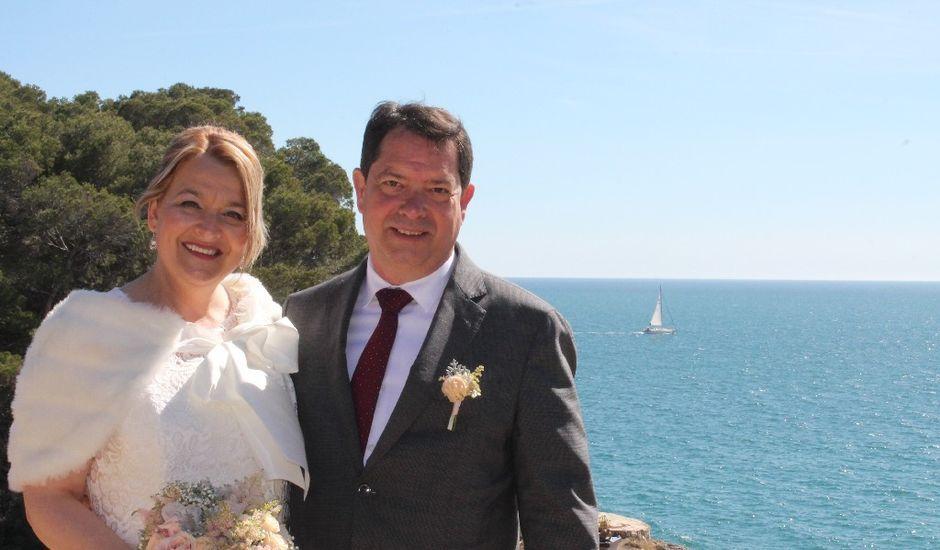 La boda de Carles y Anna Maria en Tarragona, Tarragona
