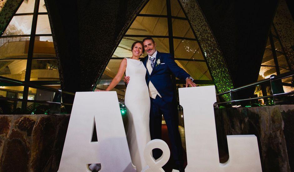 La boda de Loly y Antonio  en Las Meloneras, Las Palmas