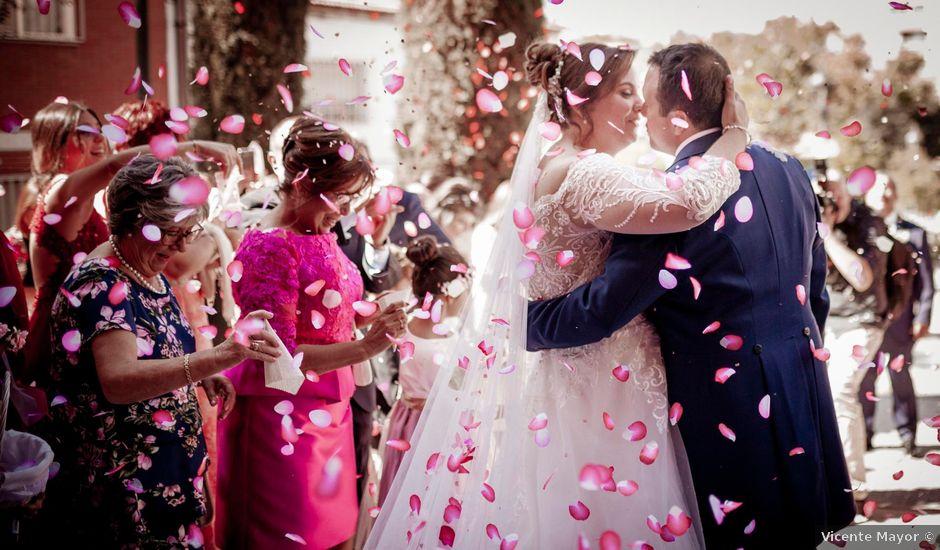 La boda de Carlos y Cristina en Guadarrama, Madrid