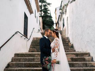 La boda de Samuel y Estefania