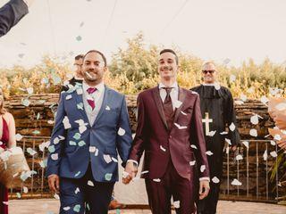 La boda de Aitor y Dani