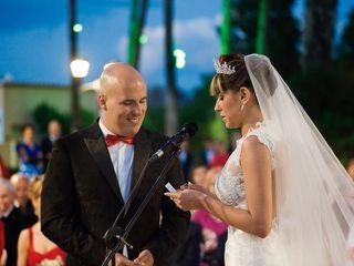 La boda de Yessica y Alberto