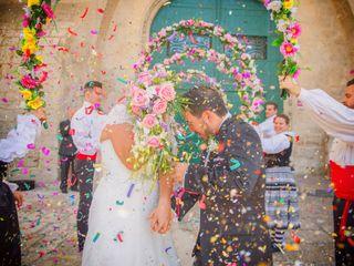 La boda de Begoña y Jorge