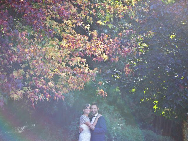 La boda de Natalia y Rubén