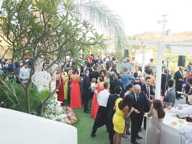 La boda de Molo y Blanca en Gador, Almería 4