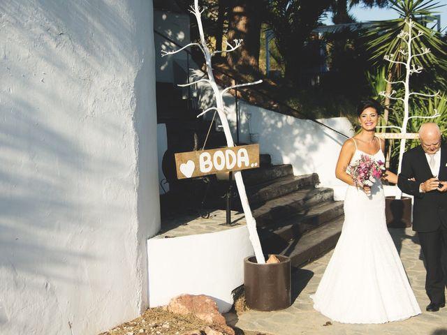 La boda de Molo y Blanca en Gador, Almería 12