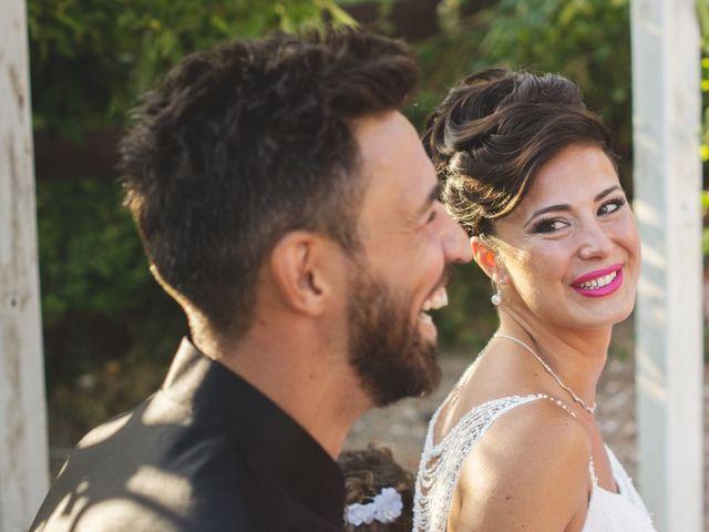 La boda de Molo y Blanca en Gador, Almería 15
