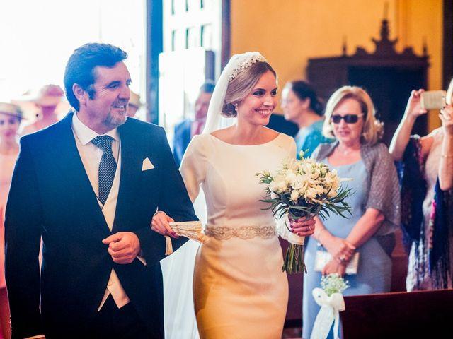 La boda de Fran y Cristina en Pedro Abad, Córdoba 22