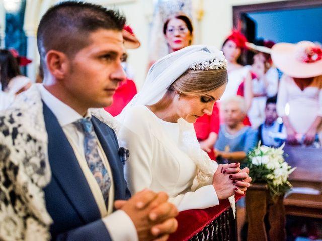 La boda de Fran y Cristina en Pedro Abad, Córdoba 24