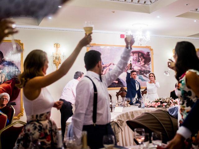 La boda de Fran y Cristina en Pedro Abad, Córdoba 35