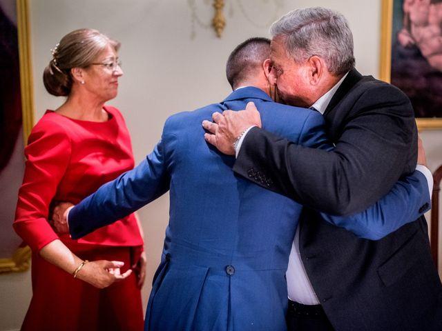 La boda de Fran y Cristina en Pedro Abad, Córdoba 36