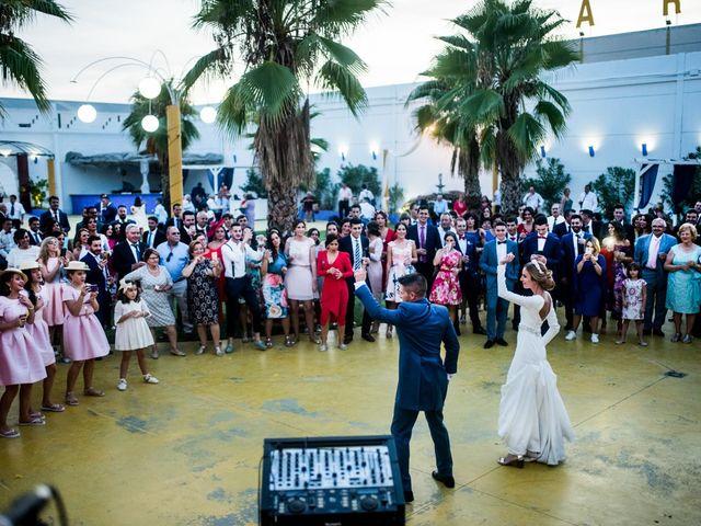 La boda de Fran y Cristina en Pedro Abad, Córdoba 43
