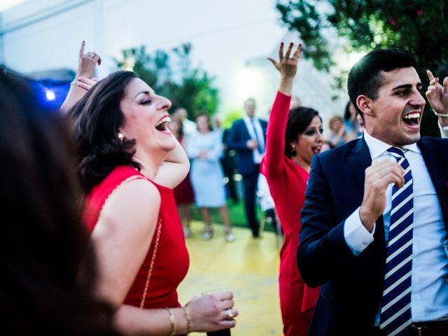 La boda de Fran y Cristina en Pedro Abad, Córdoba 44