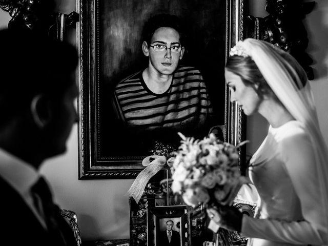 La boda de Fran y Cristina en Pedro Abad, Córdoba 1