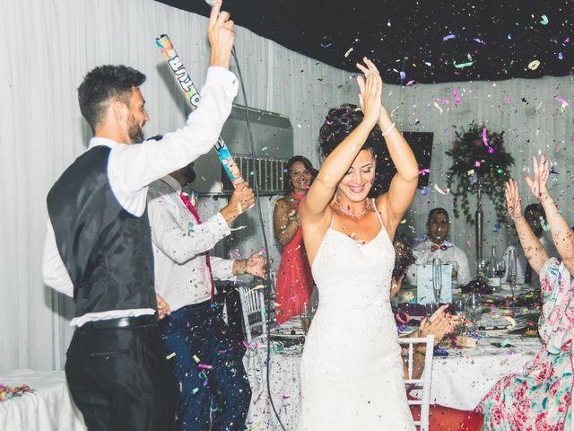 La boda de Molo y Blanca en Gador, Almería 18