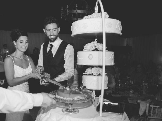 La boda de Molo y Blanca en Gador, Almería 20