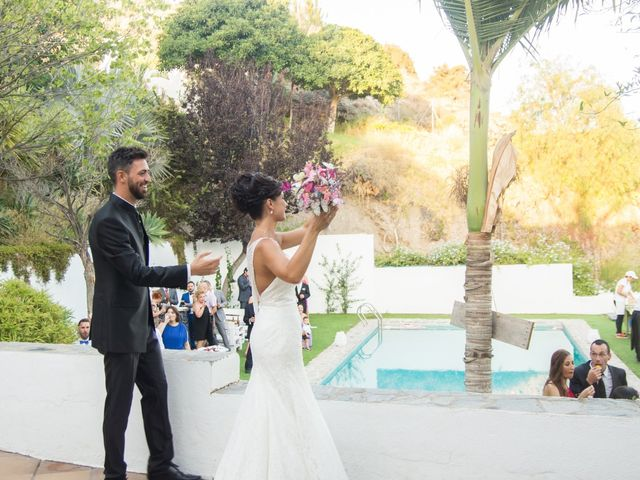 La boda de Molo y Blanca en Gador, Almería 22