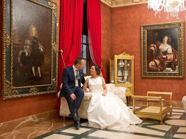 La boda de Graci y Miguel