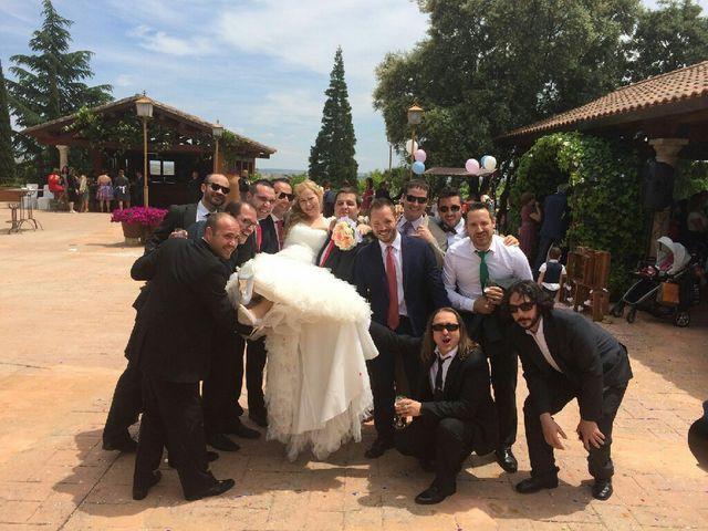 La boda de Borja y Noelia en Madrid, Madrid 6