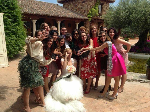 La boda de Borja y Noelia en Madrid, Madrid 8