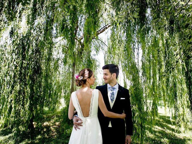 La boda de Borja y Begoña en Alfajarin, Zaragoza 4