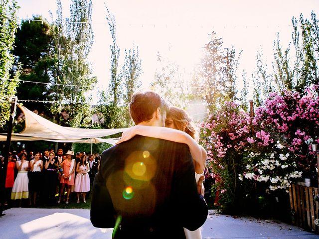 La boda de Borja y Begoña en Alfajarin, Zaragoza 7