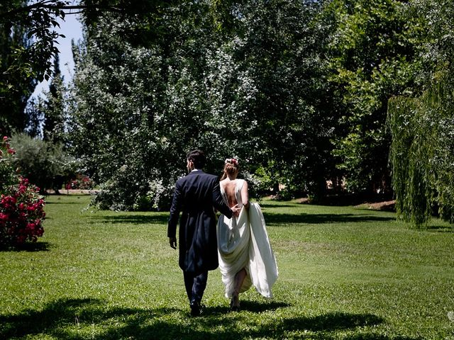 La boda de Borja y Begoña en Alfajarin, Zaragoza 9