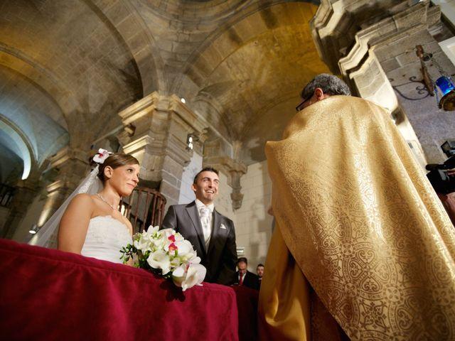 La boda de Martín y Irene en Oleiros, A Coruña 1