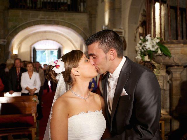 La boda de Martín y Irene en Oleiros, A Coruña 13