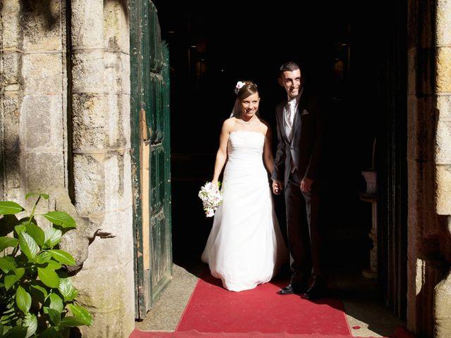 La boda de Martín y Irene en Oleiros, A Coruña 14