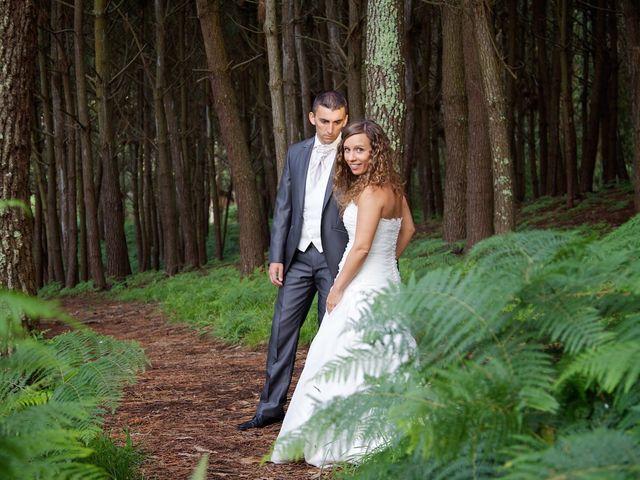 La boda de Irene y Martín