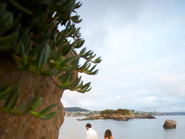 La boda de Martín y Irene en Oleiros, A Coruña 29