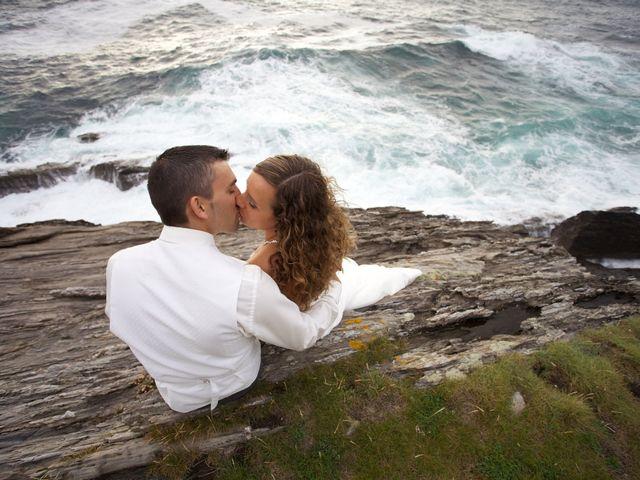 La boda de Martín y Irene en Oleiros, A Coruña 31