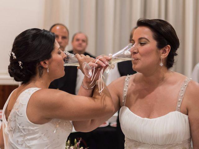 La boda de Mónica y Estela en Arroyo De San Servan, Badajoz 3