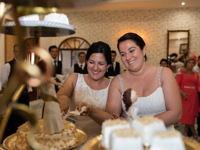 La boda de Mónica y Estela en Arroyo De San Servan, Badajoz 4