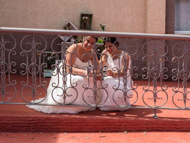 La boda de Mónica y Estela en Arroyo De San Servan, Badajoz 6