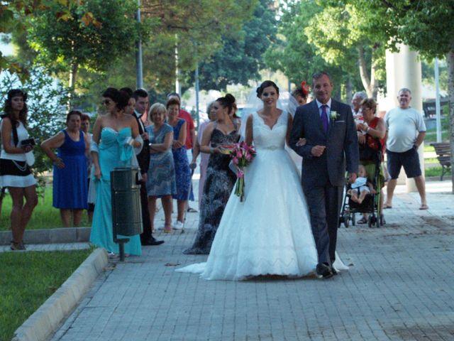 La boda de Raquel y José Vicente  en Alacant/alicante, Alicante 4