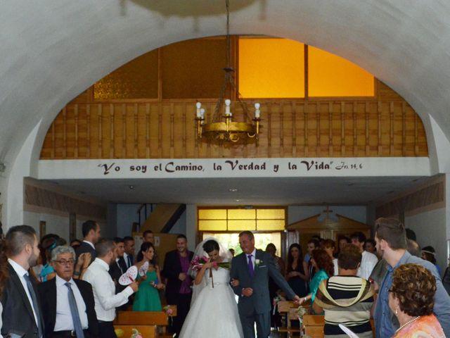 La boda de Raquel y José Vicente  en Alacant/alicante, Alicante 5