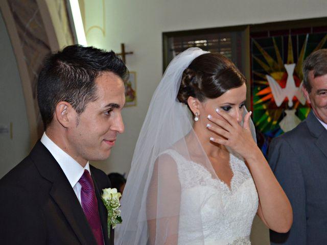 La boda de Raquel y José Vicente  en Alacant/alicante, Alicante 2