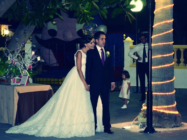 La boda de Raquel y José Vicente  en Alacant/alicante, Alicante 6