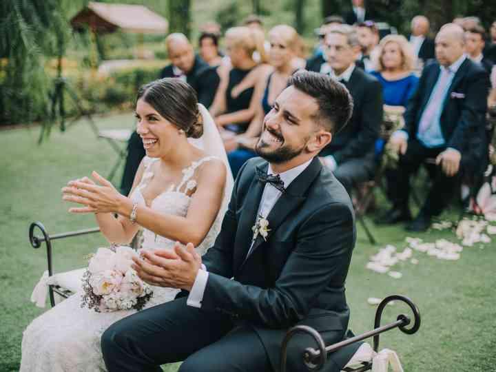 La boda de Marina y Alex