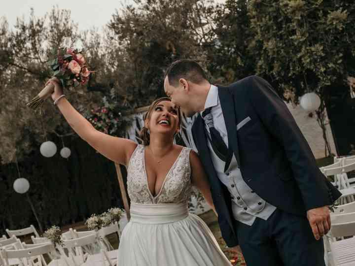 La boda de Lola y Juan